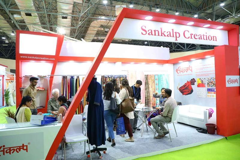 Digital Printed Fabric - Sankalp Creation