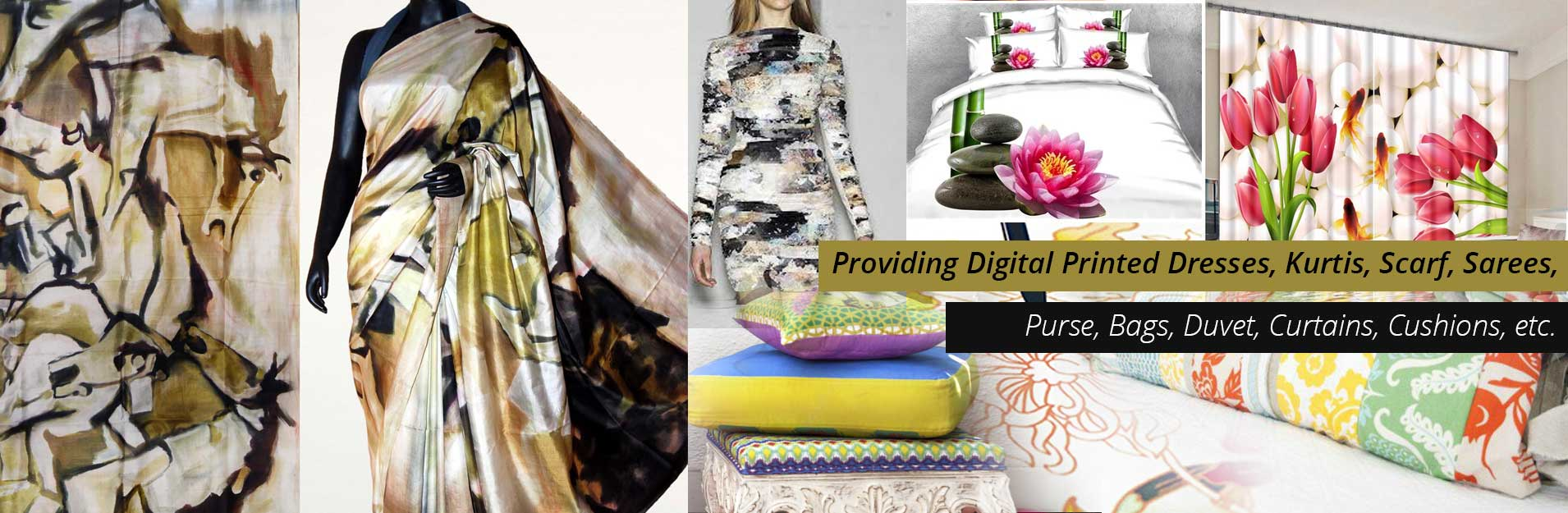 Digital Printed Fabrics Manufacturer