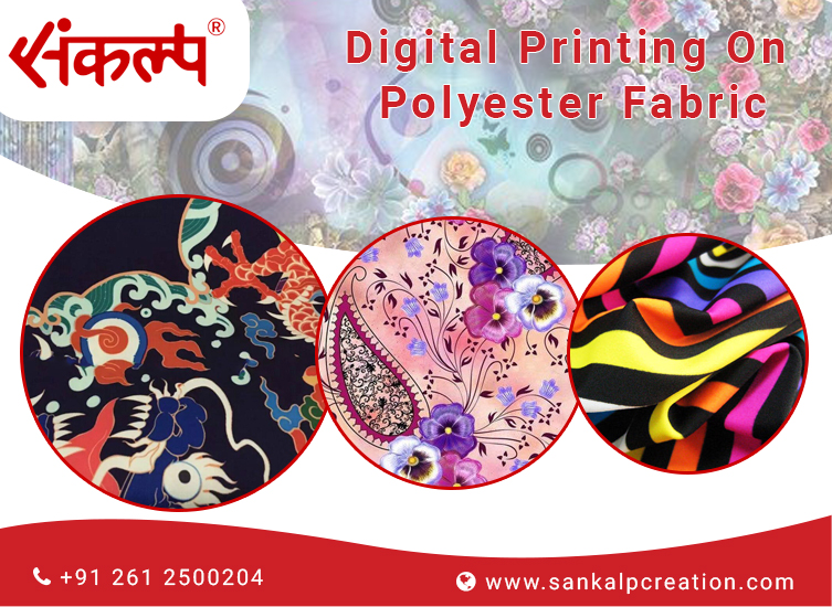 Digital Printed Fabric Manufacturers and Exporters